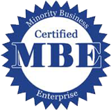 Certified Minority Owned Business